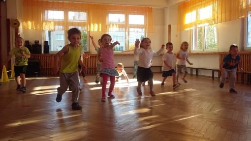 Przedszkolaki rozpoczęły zajęcia :)