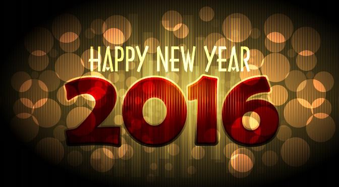 Szczęśliwego 2016 :)