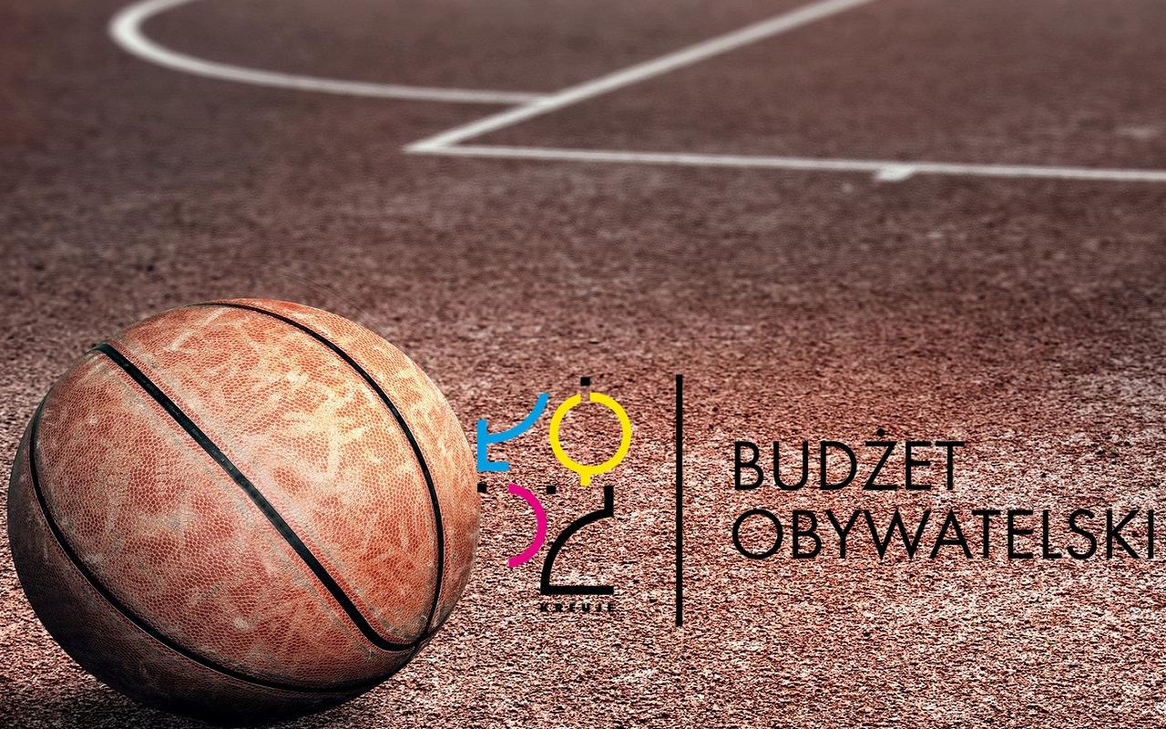 Budżet Obywatelski 2018 – ZAGŁOSUJ! na zadania związane z koszykówką