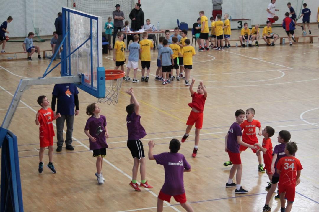 Drugi turniej Mini Basket Ligi za nami