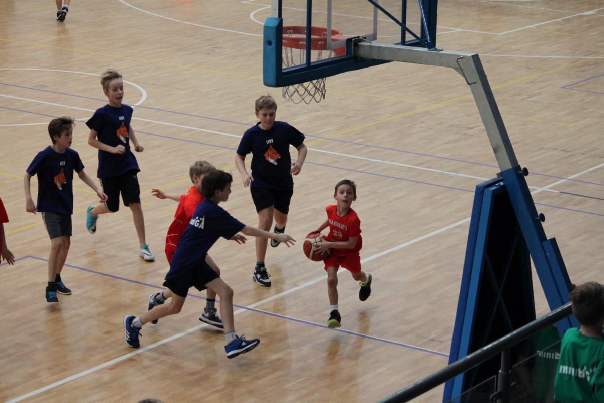 Trzeci turniej Mini Basket Ligi za nami