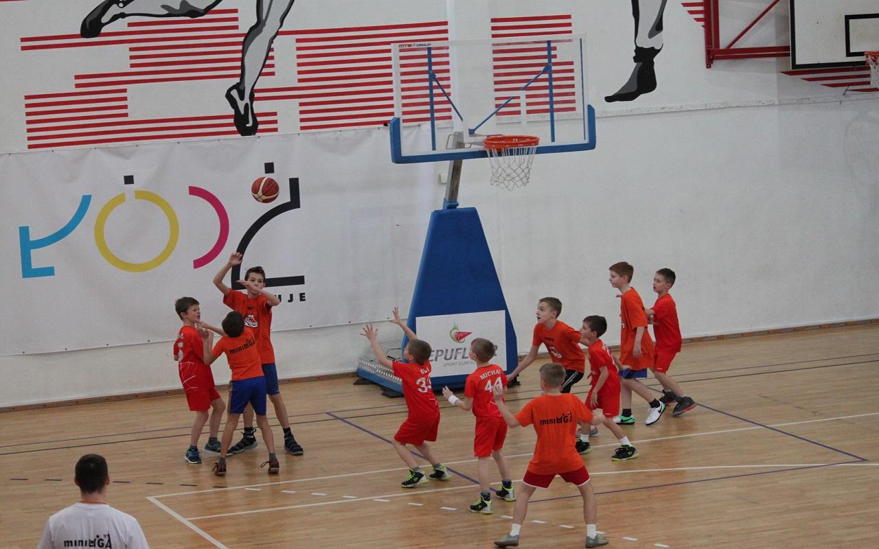 Czwarty turniej Mini Basket Ligi za nami
