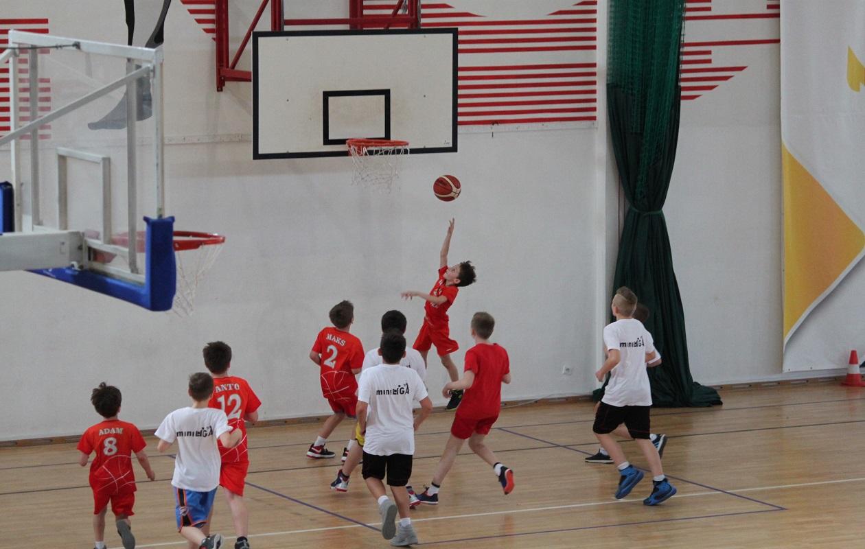 Piąty turniej Mini Basket Ligi za nami