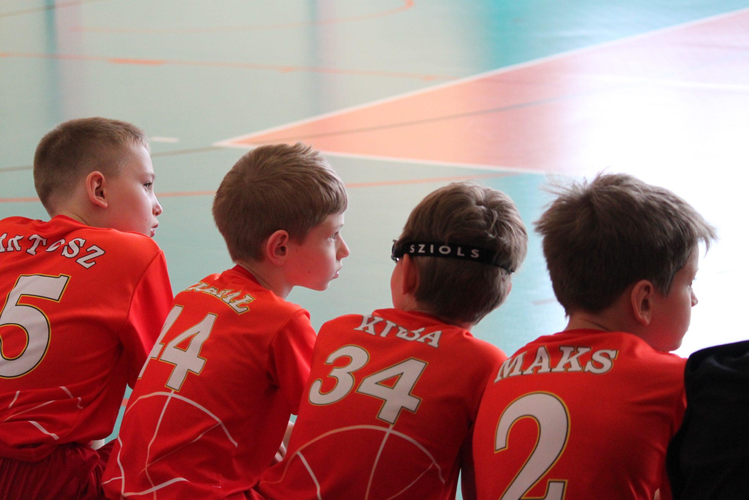Kolejne mecze w rozgrywkach U11 ŁZKosz