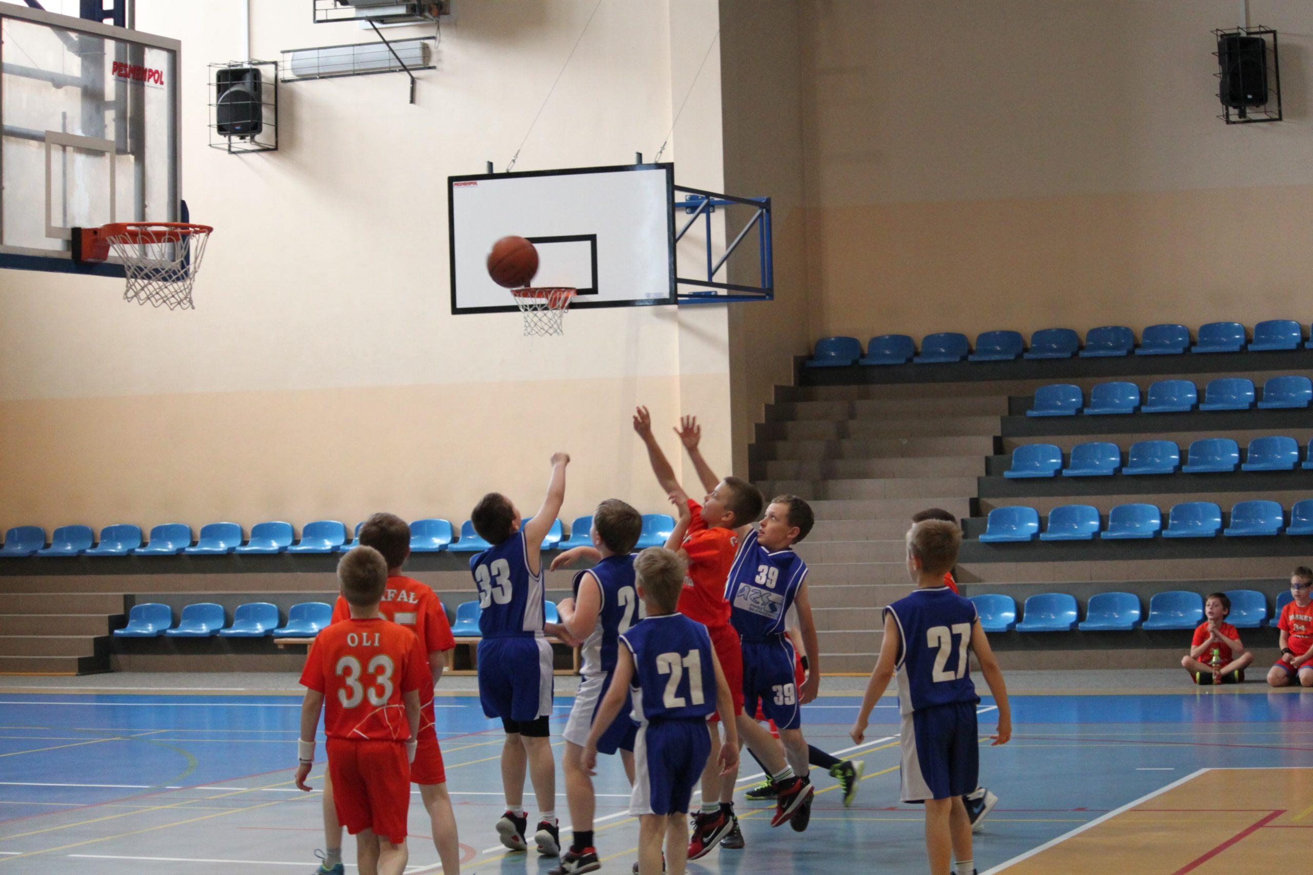 Zakończyliśmy rundę zasadniczą w rozgrywkach U11