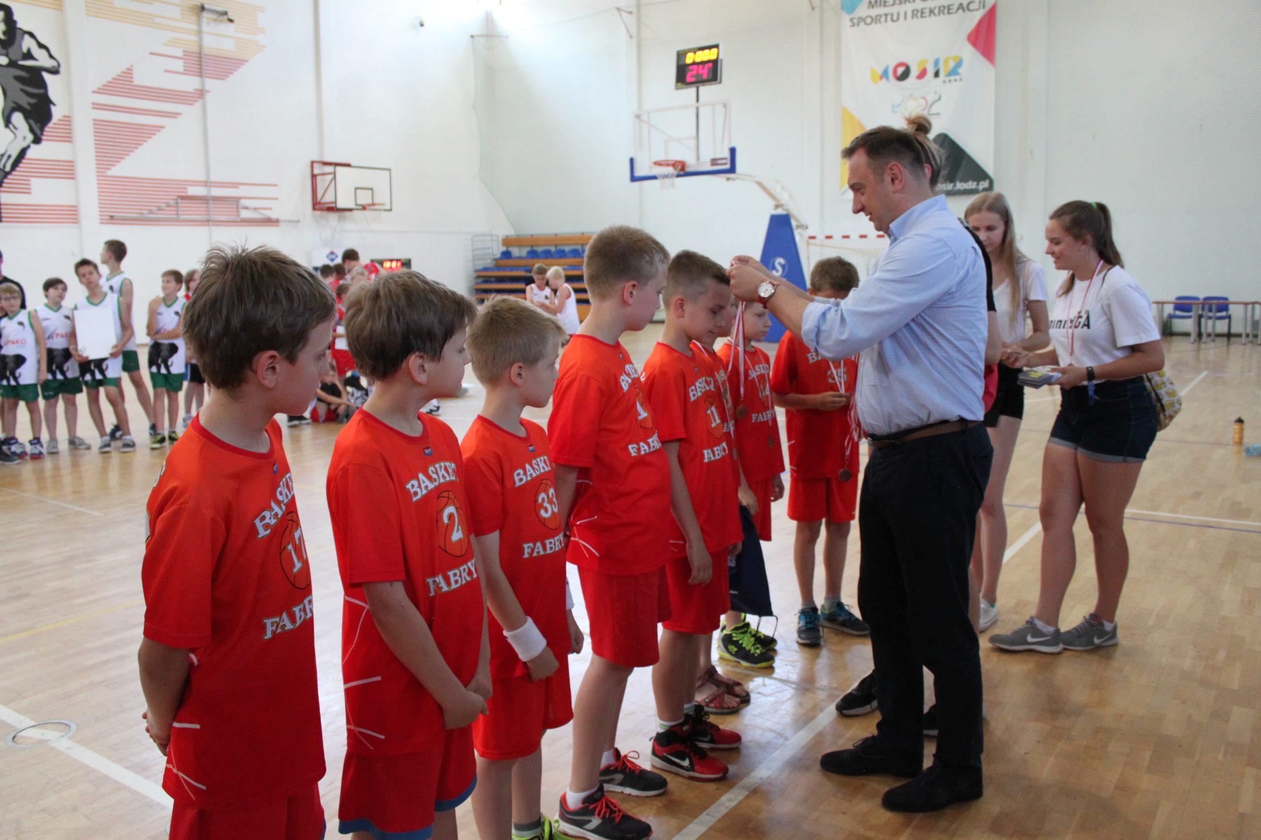 Ostatnia kolejka Mini Basket Ligi