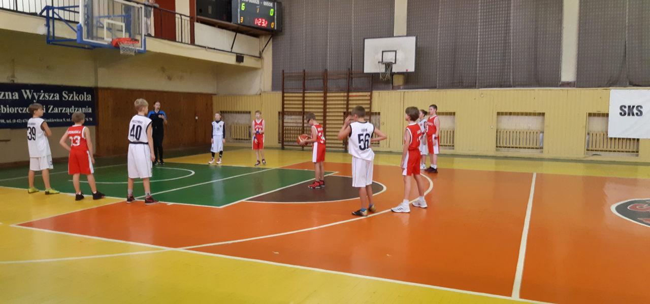Inauguracja ligi U12 o Mistrzostwo Województwa