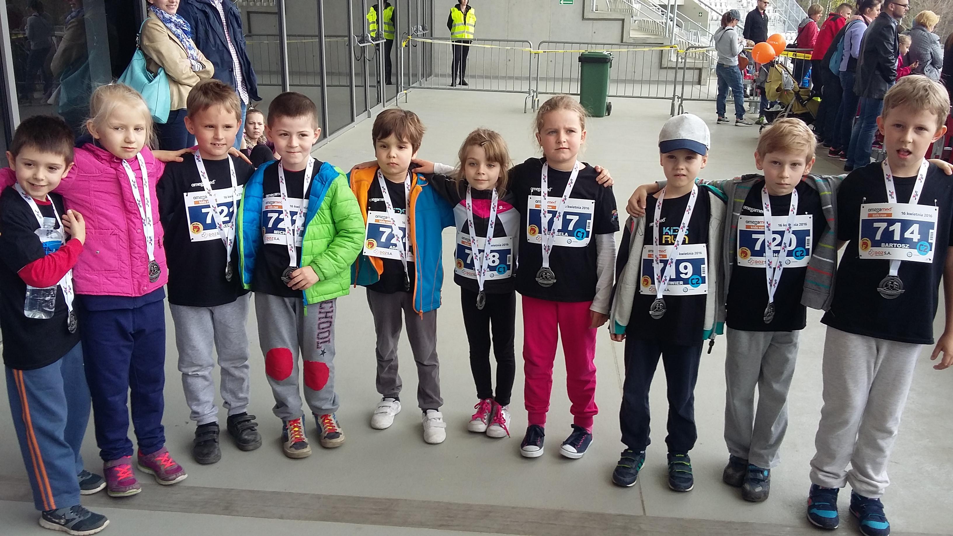 Kids Run 2016